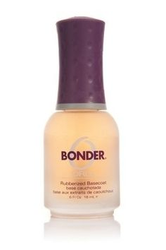 """Orly Bonder Rubberized Basecoat, $3.14 from Amazon   41 Beauty Products That """"Really Work,"""" According To Pinterest"""