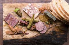 Patrick Morrow's Charcuterie Platter