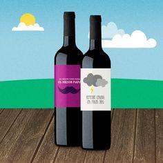 ¿Rioja, Ribera del Duero, Andalucía, Cataluña...?  Por fin los mejores vinos pueden llevar las etiquetas que tú quieras #etiquetatuvino #vinoconpersonalidad