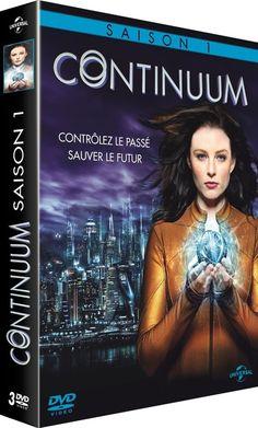 Continuum - Saison 1 - DVD