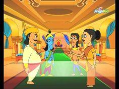 Ghatotkach Stories for Kids - Subhadra & Abhimanyu - Children Animated Stories