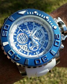 Invicta sea hunter gen.II chronograph