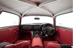 Aston Martin DB7 to DB4 Zagato Conversion by Evanta Motor Company