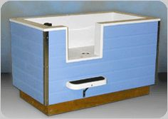 New Breed Dog Baths, perfect for the self serve dog wash business, pet groomers, animal care industry, and home use.