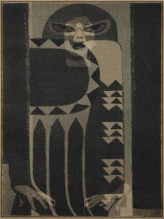 David Noonan, Untitled, 2010, silkscreen on linen collage