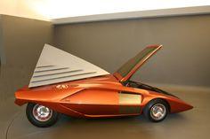 Lancia Stratos Zero Concept (Bertone) (1970)