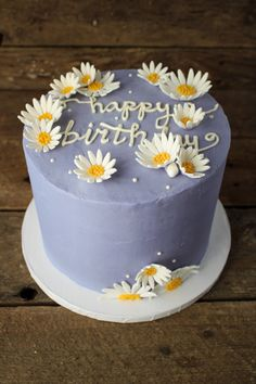 19th Birthday Cakes, 20 Birthday Cake, Birthday Cakes For Teens, Pretty Birthday Cakes, Birthday Cake Decorating, Pretty Cakes, 13th Birthday, Birthday Party Drinks, Teen Cakes