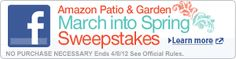 Shop for patio furniture, grills, lawn mowers, pressure washers, gazebos, fire pits, hammocks, planters, bird feeders, and seeds
