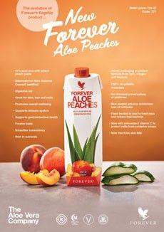 Distributor of Forever Living Aloe vera products. This is your one-stop forever aloe store. Learn more about the Forever Business opportunity and start making money. Forever Aloe Berry Nectar, Aloe Drink, Tapas, Forever Living Business, Forever Living Aloe Vera, Peach Puree, Forever Living Products, Aloe Vera Gel, Nutritional Supplements
