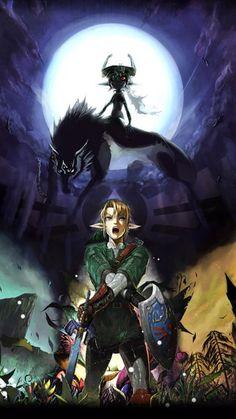 Walls4Joy: Link The Legend of Zelda desktop and mobile background