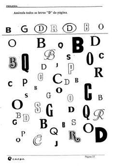 Fotocopias para trabajar la dislexia - Atendiendo Necesidades