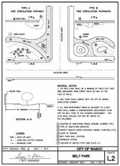 Appendix A CITY OF WASCO CONSTRUCTION STANDARDS