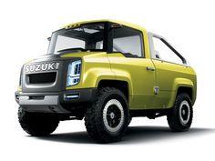 Suzuki X Head Concept