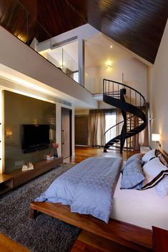 45 best landed homes in singapore images in 2019 bungalow rh pinterest com