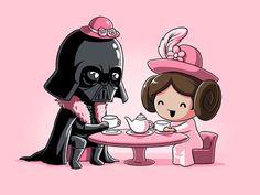 Tea Party | Funny, cute & nerdy shirts | TeeTurtle