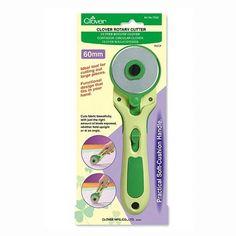 ShopJoya.com - Clover 60mm Soft Cushion Rotary Cutter