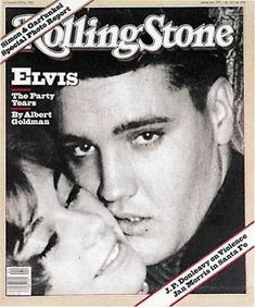 Elvis Presley - Rolling Stone Magazine [United States] (29 October 1981)