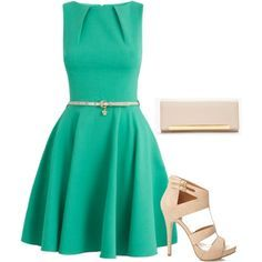 Add a blazer for work and this dress is the perfect transition piece! #fashion #outfit