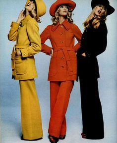 1972 by TEEN JET SET, via Flickr