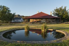 Built in Thorn Springs farm has a rich history filled with myth and local legend passed from mother to daughter, father to son. Local Legends, Rental Property, Dog Friends, Countryside, South Africa, Gazebo, Places To Go, Outdoor Structures, Vacation