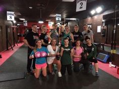 Legacy - Vollyball team at 9Rounds. The team just completed their first sweat therapy session!!  9Round in Northville, MI is a 30 minute full body workout with no class times and a trainer with you every step of the way! Visit www.9round.com/fitness/Northville-Michigan or call (734) 420-4909 if you want to learn more!