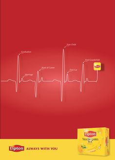 "This is an Advertising module where we worked on Lipton tea.""Always with you"" is the tagline chosen for our Lipton campaign. Therefore, our campaign showcases different peopl… Clever Advertising, Print Advertising, Print Ads, Advertising Campaign, Good Advertisements, Street Marketing, Guerilla Marketing, Ads Creative, Creative Posters"