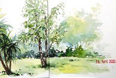 BB-Aquarelle Watercolor Sketchbook, Nature Journal, Urban Sketching, Art Inspo, Sketchbooks, Notebooks, Writers, Paintings, Artists