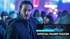 john wick 2 trailer - YouTube