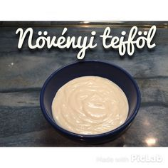 Növényi tejföl házilag | Egyszerű és gyors vegán recept