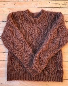 Knit Fashion, Pulls, Sea Shells, Knit Crochet, Pullover, Knitting, Instagram, Women, Hats And Caps