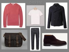 What to wear to go on a Day Trip. Mens capsule wardrobe for dating. Personal Styling, Shopping and Wardrobe Management for men by Sarah Gilfillan at Sartoria Lab