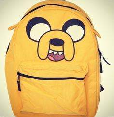 Adventure time back-pack