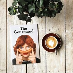 Good morning Friday! Hello The Gourmand  Issue 8. Its an award winning biannual food and culture journal. Each issue features 120 pages of specially commissioned words and imagesThe Gourmand's content is creative timeless and exclusive. Now available in our online store!  #thegourmand #foodandculture #coffeetablemags #hamburg  Order your copy of The Gourmand here: http://ift.tt/2dbyr6d