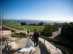 Trump National Golf Club Los Angeles Wedding Location Ocean Views Wedding Venue Rancho Palos Verdes CA 90275