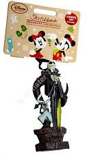 Jack Skellington Zero Light-up Disney Sketchbook Ornament Nightmare Xmas for sale online Nightmare Before Christmas Toys, Jack Skellington, Light Up, Xmas, Ornaments, Christmas, Weihnachten, Jul, Natal
