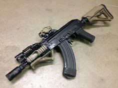 Tactical Edge Arms : Photo