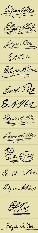 Poe handwriting Font