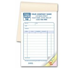 Invoice Books Custom Simple Carbonless Custom Sales Form Books 2509Sw Gone Are The Days When .