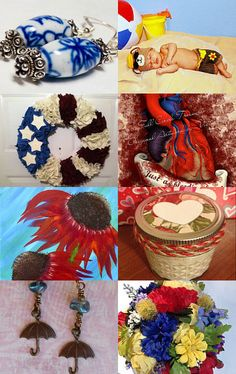 Summer Celebrations Gift Guide by Judy on Etsy--Pinned with TreasuryPin.com