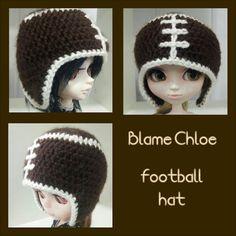 895088c1cc3ac Blame Chloe  Gorro fútbol americano   Football hat