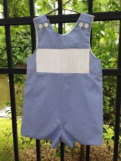 A personal favorite from my Etsy shop https://www.etsy.com/listing/228911069/ready-to-smock-boys-jon-jon-in-sizes-3