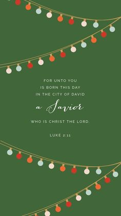 For unto you is born this day in the city of David a savior Beautiful day Midnight blue citrus who is Christ the Lord printable