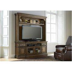 487-tv73 Liberty Furniture Amelia Entertainment Tv Stand
