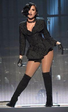 Demi Lovat on stage | #demilovato