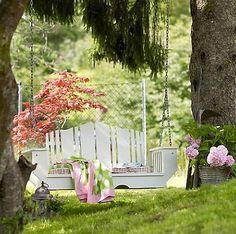 Love, Love Porch Swings
