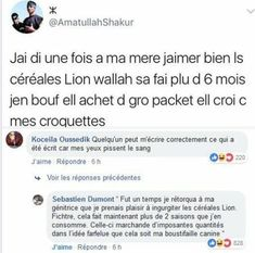 (notitle) #facebook-tweet-drole #facebooktweetdrole #notitle Best Tweets, Funny Tweets, Comic Pictures, Funny Pictures, Bff Quotes, Funny Quotes, How To Speak French, Funny Stories, Derp
