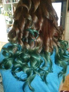 Ombré hair on Pinterest | 31 Pins