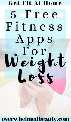5 Free Fitness Apps to Start Your Fitness Journey and Help You Create a Workout Health And Fitness Apps, Health App, You Fitness, Workout Fitness, Fitness Goals, Fitness Tips, Fitness Motivation, Easy Workouts For Beginners, Fun Workouts