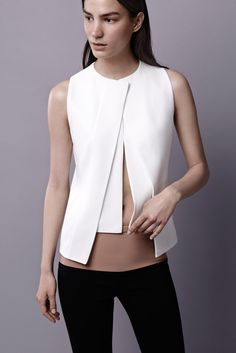 Narciso Rodriguez Resort 2015 - Collection - Gallery - Style.com