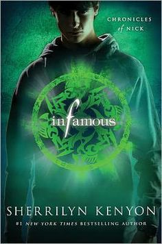Infamous - Chronicles of Nick  Love this series - the author has many good quotes about good and evil in others as well as in ourselves